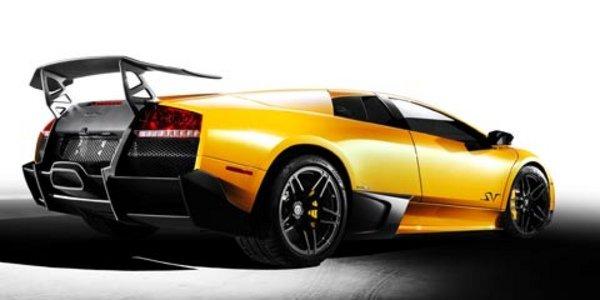Lamborghini Murcielago : 4000ème !
