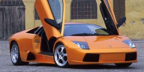 Lamborghini rappelle 428 Murcielago