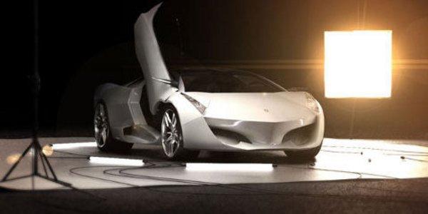Lamborghini Navarra concept