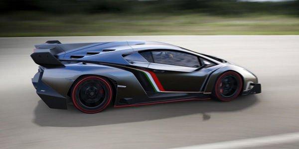 Des nouveautés pour Lamborghini à Pebble Beach
