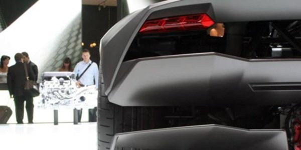Lamborghini Sesto Elemento produite ?