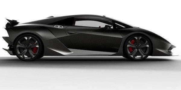 Lamborghini Sesto Elemento: confirmée