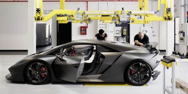 Lamborghini Sesto Elemento : bientôt ?