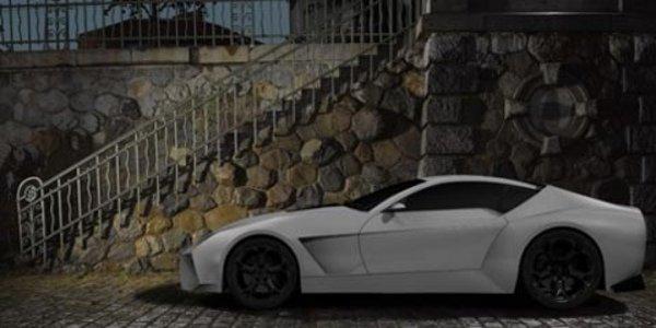 Rêve de design, Lamborghini Toro LA690-4