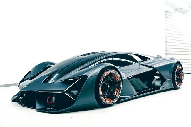 Lamborghini bientôt dans l'arène des Hypercars ?