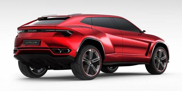 Le Lamborghini Urus sera suralimenté