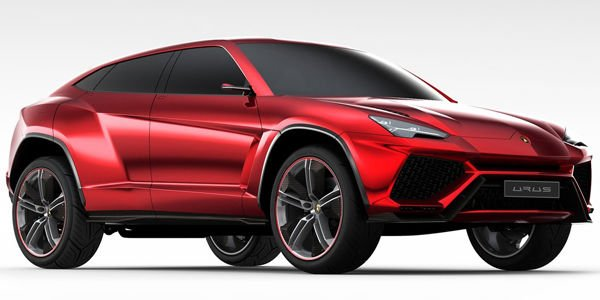 Le SUV Lamborghini se précise