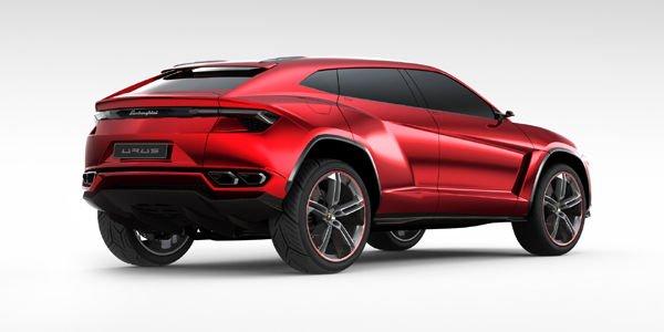 Un V8 biturbo pour le futur SUV Lamborghini
