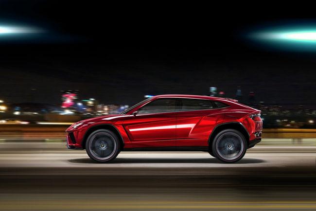 Lamborghini Urus : présentation le 4 décembre