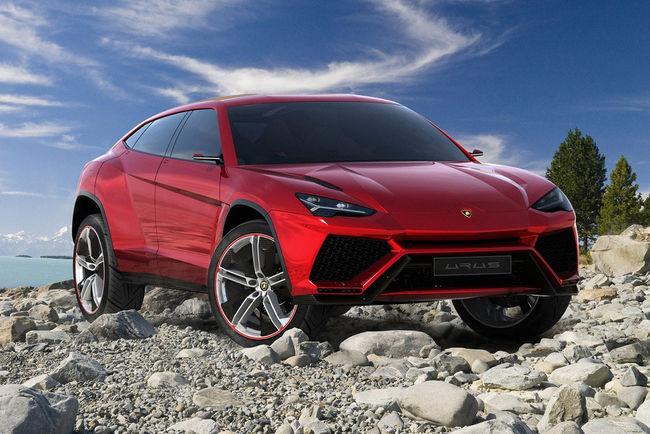 Lamborghini Urus : les premiers chiffres dévoilés