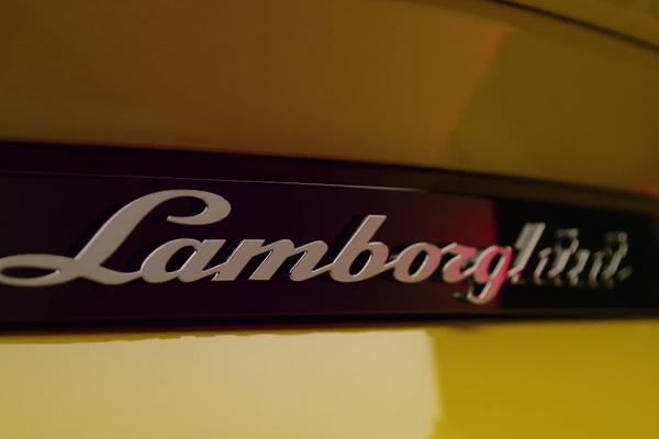 Lamborghini Urus : nouveau teaser