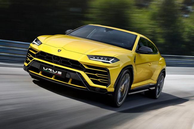 Le Lamborghini Urus bientôt sur le Nürburgring