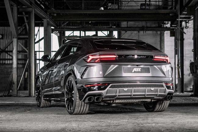 Lamborghini Urus par ABT Sportsline