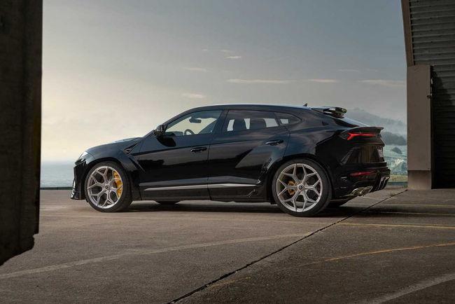 Lamborghini Urus par Novitec