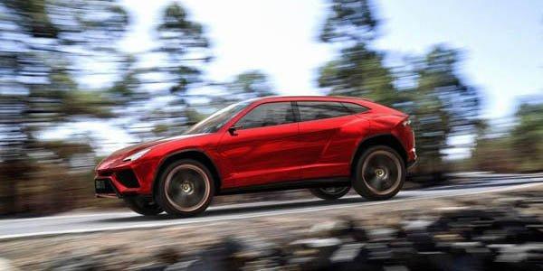 Lamborghini Urus : nouveaux détails