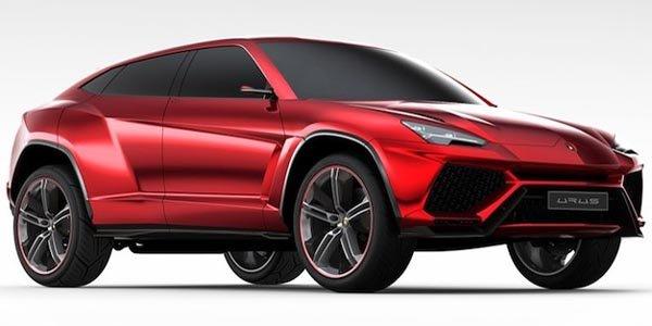 Lamborghini Urus : bientôt lancé ?