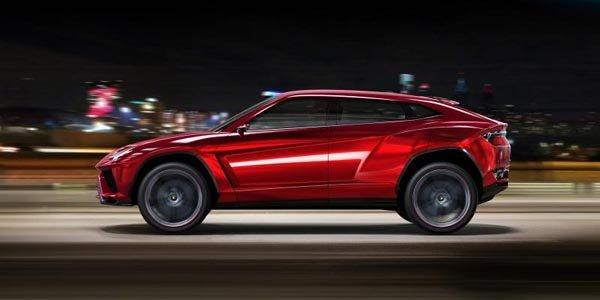 La Lamborghini Urus sera produite