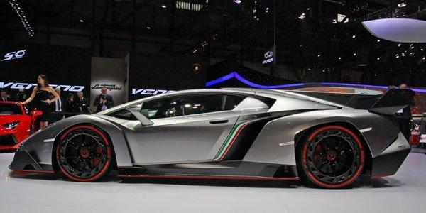 La Veneno désignée voiture la plus laide