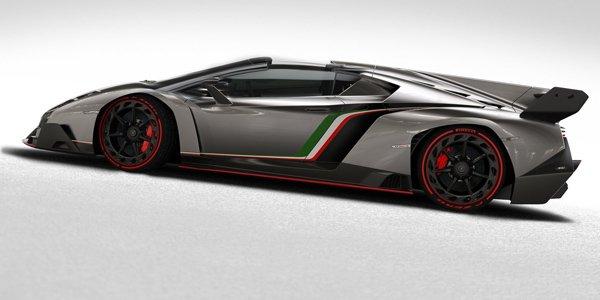 Lamborghini Veneno : vers un roadster ?