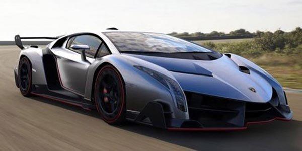 Lamborghini Veneno : joyeux anniversaire