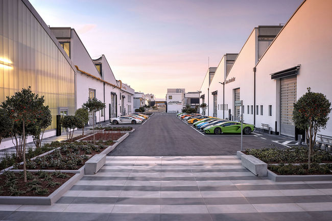Ventes record pour Lamborghini en 2017