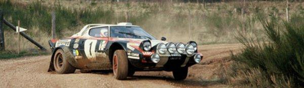 La Lancia Stratos de retour en 2011 ?