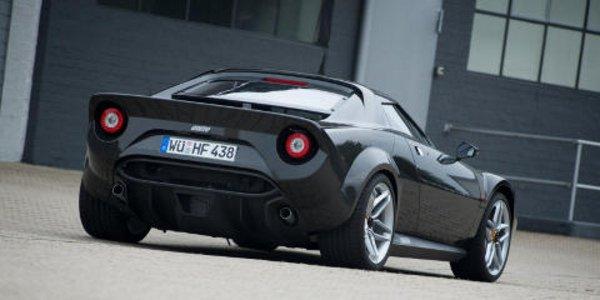 Lancia Stratos, nouvelles images