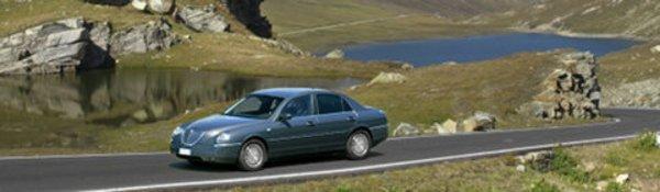 La Lancia Thesis tire sa révérence