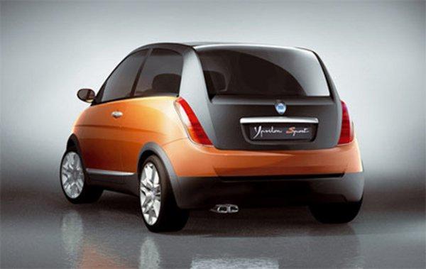 lancia ypsilon sport actualit automobile motorlegend. Black Bedroom Furniture Sets. Home Design Ideas