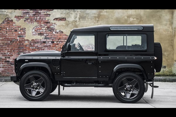 Kahn Design dit adieu au Land Rover Defender