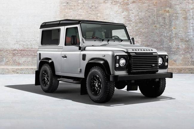 Un teaser pour le nouveau Land Rover Defender