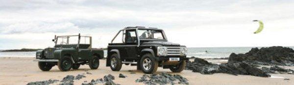 Land Rover : 60 ans et un Defender SVX