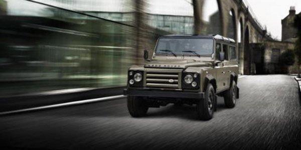 Land Rover Defender, en série limitée