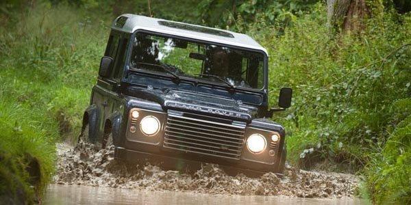 Le Land Rover Defender tire sa révérence