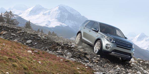Le Land Rover Discovery Sport dévoilé