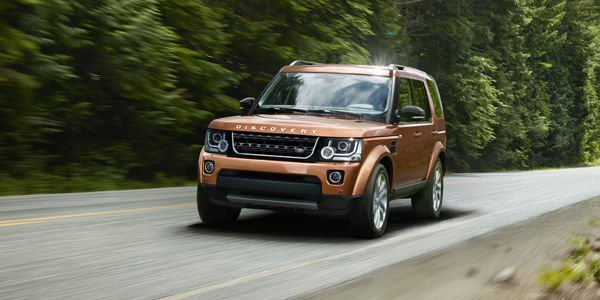 Land Rover Discovery Landmark et Graphite Editions