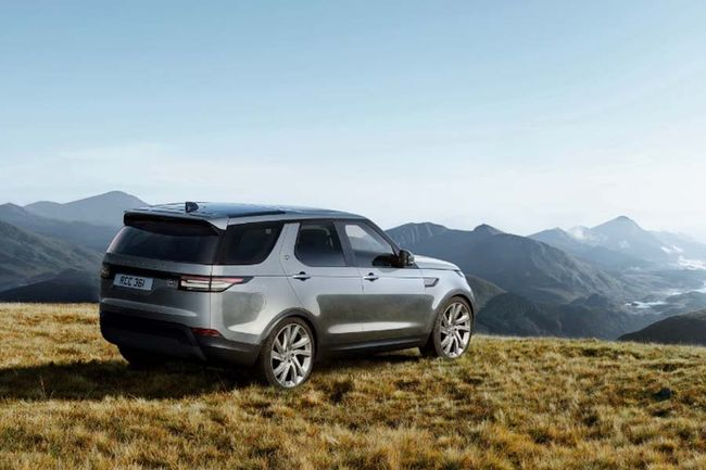 Land Rover Discovery Anniversary Edition