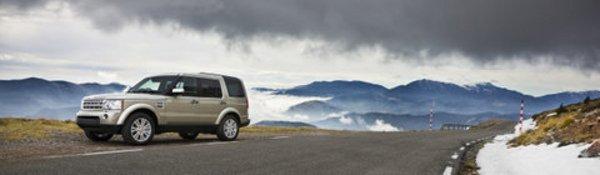 Land Rover : le Discovery passe la 4e