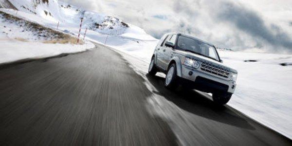 Land Rover Discovery élu 4X4 de l'année