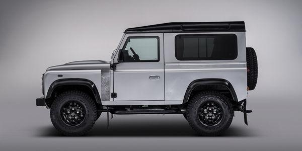 Land Rover célèbre 67 ans d'histoire à Goodwood