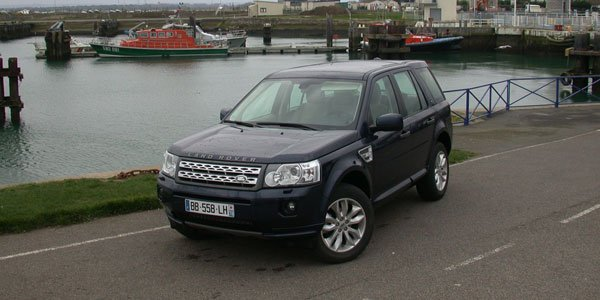 Land Rover Freelander SD4 190 chevaux