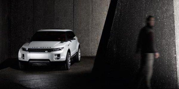 LRX, une traction chez Land Rover