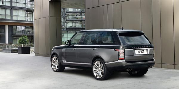 Range Rover SVAutobiography : grand luxe