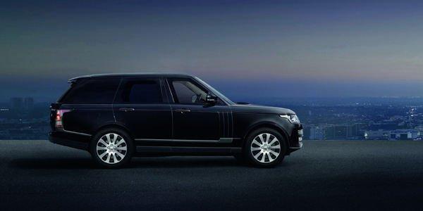 Range Rover Sentinel : à toute épreuve