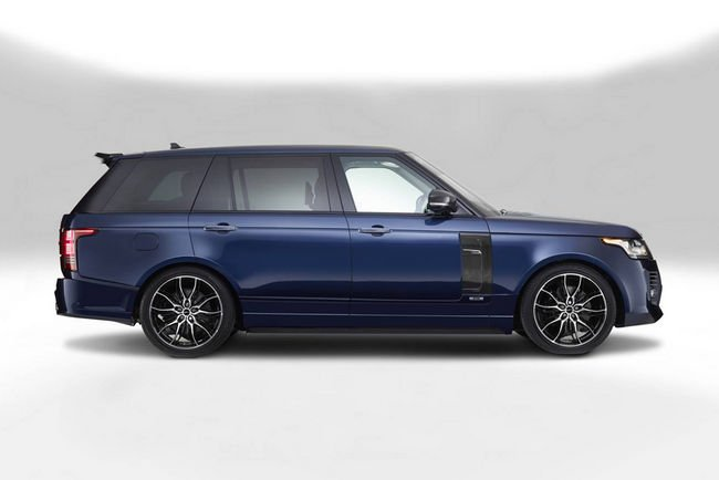 Range Rover London Edition par Overfinch
