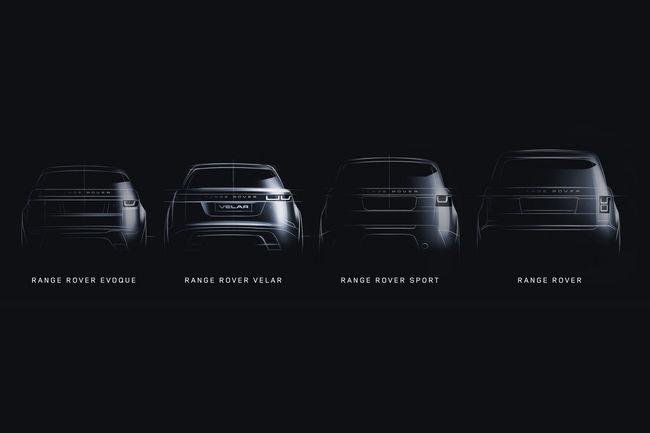 Land Rover lève le voile sur le Range Rover Velar