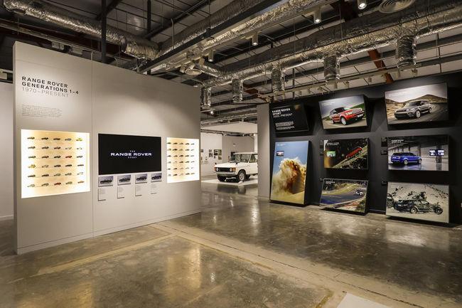 Land Rover fête les 50 ans du Range Rover
