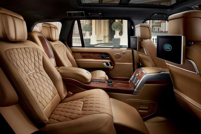 Nouveau Range Rover SVAutobiography
