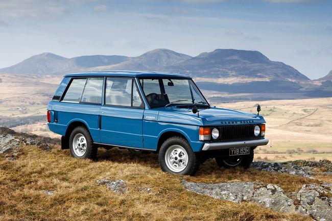 Land Rover tease son nouveau Range Rover SV Coupé