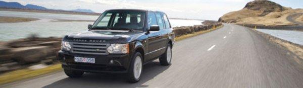 Petites évolutions pour le Range Rover